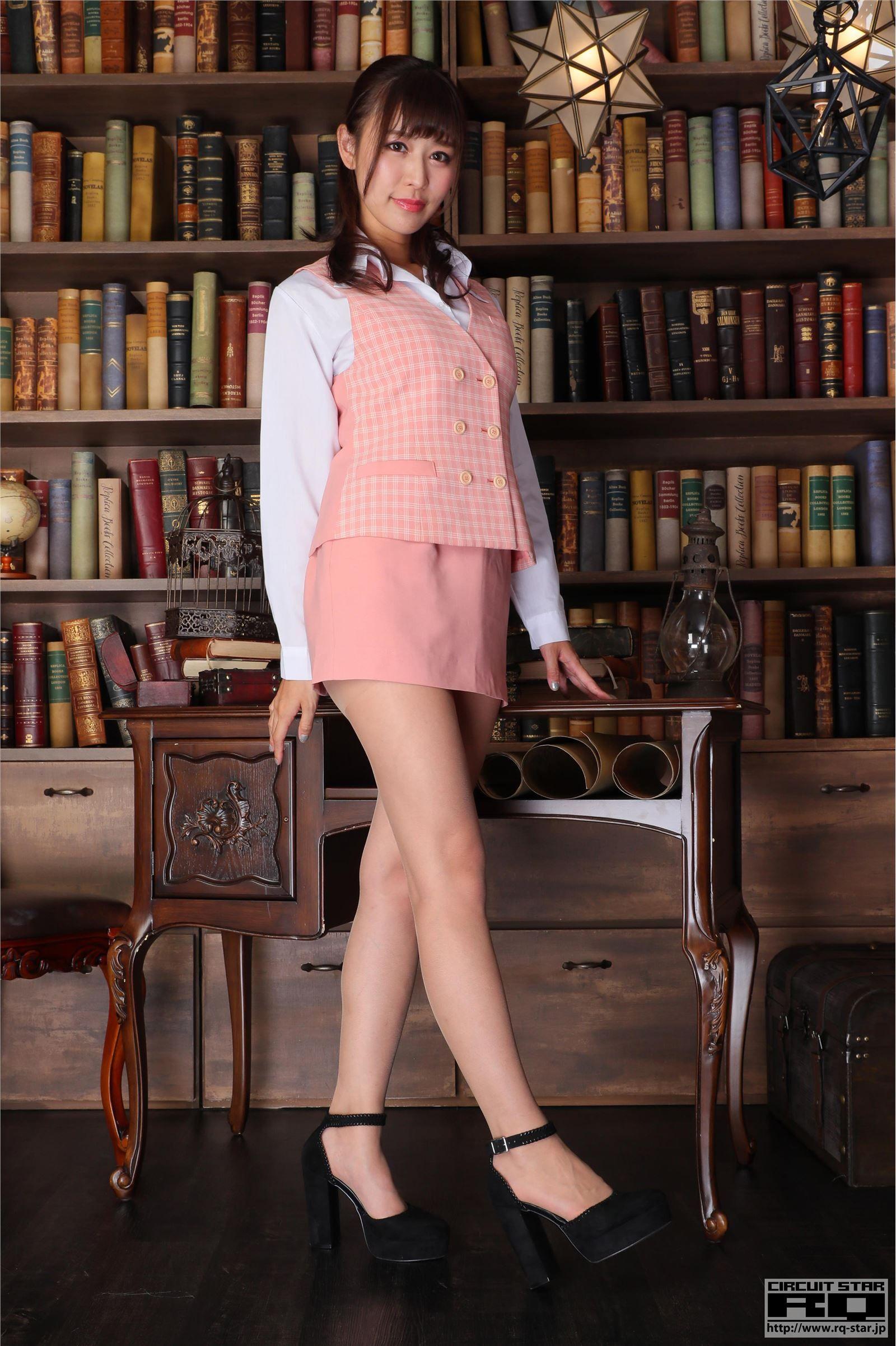 [RQ STAR美女] 2018.08.31 Aya Miyazaki 宮崎彩 Office Lady[100P] RQ STAR 第2张