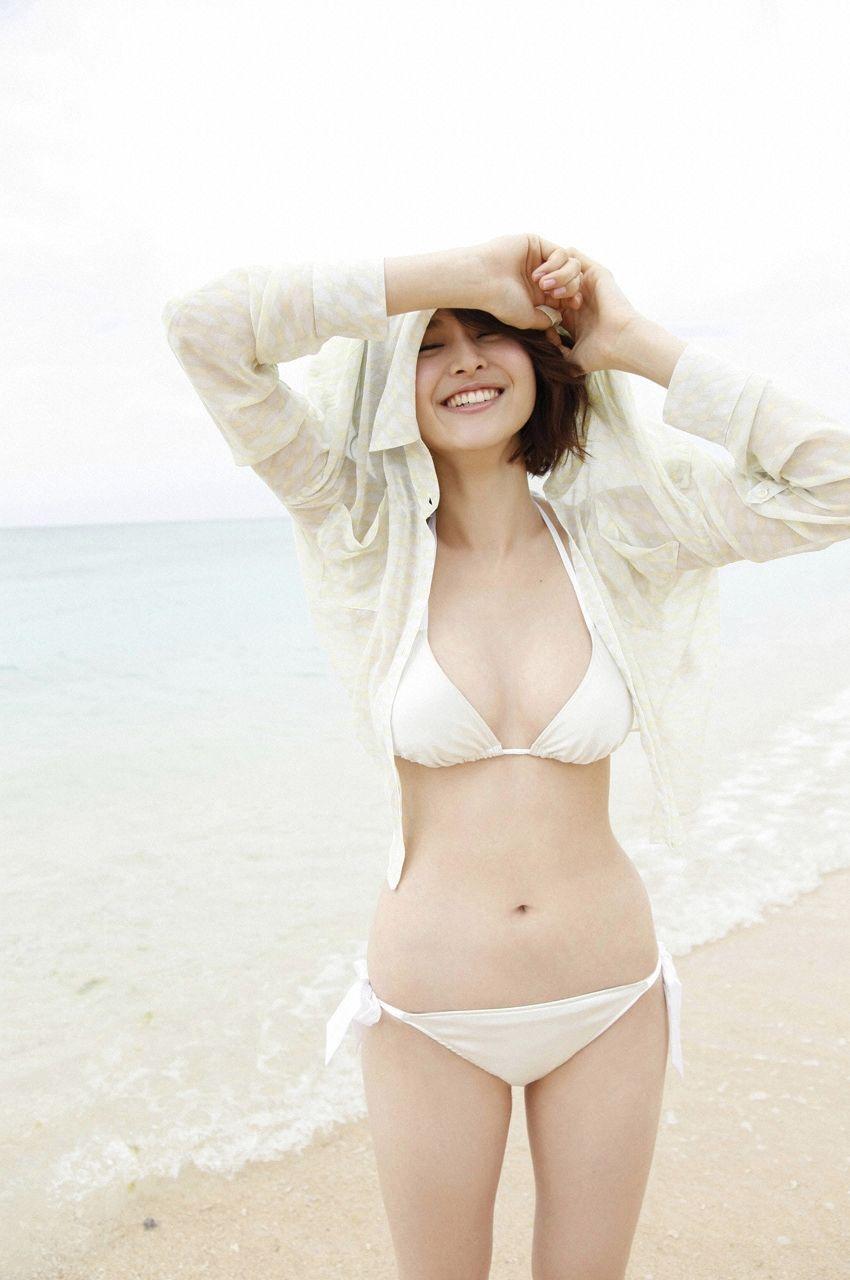 铃木ちなみ [WPB net] No.143 日本美女性感写真[46P] WPB套图 第4张